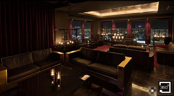 スペース | 3601は大阪 心斎橋駅から徒歩3分のイタリアンレストラン。地上136m、最上階から一面に広がる夜景。二次会、貸切りパーティーもできます。